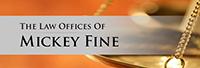 Mickey Fine logo