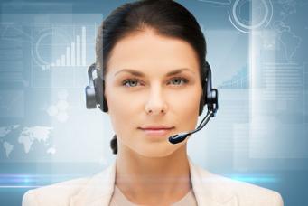 Remote receptionist service