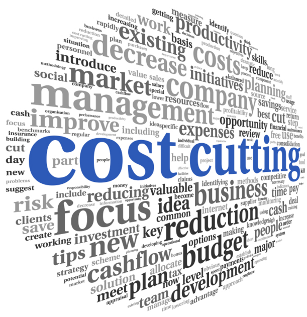 reduce overhead costs