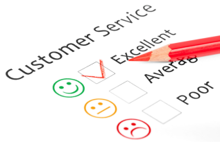 Attributes of good customer service