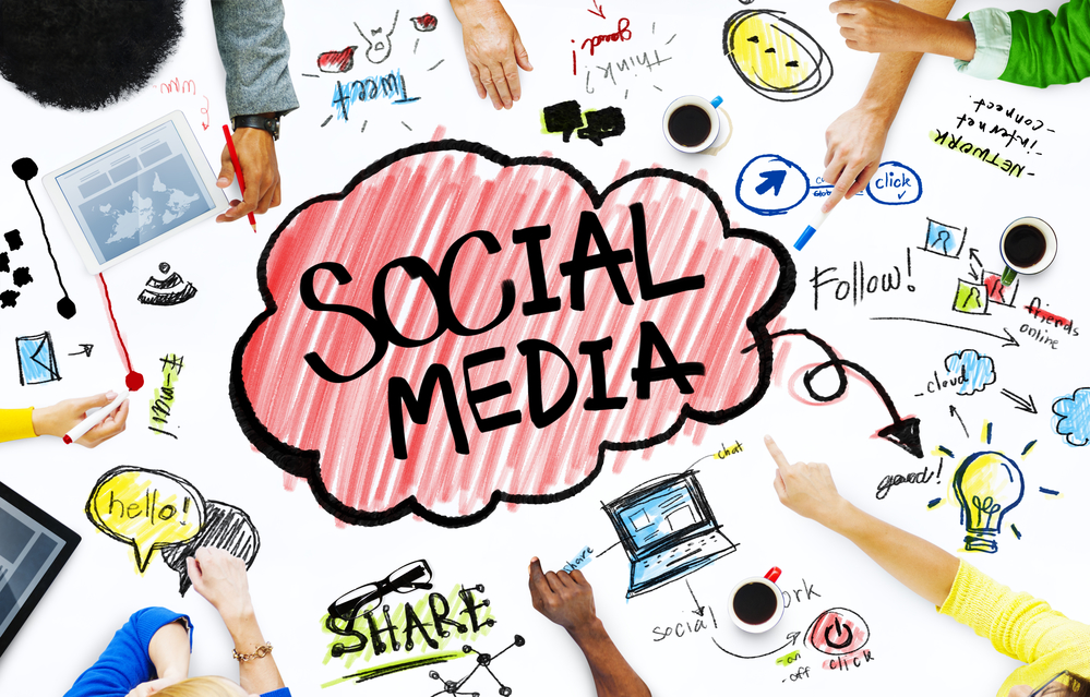 law firm social media
