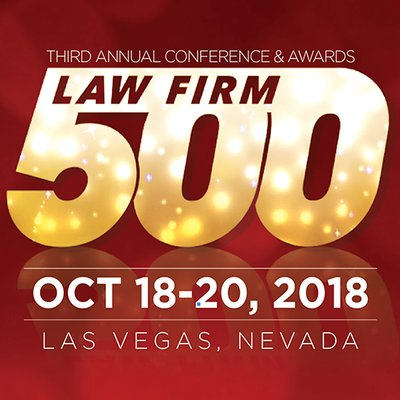 Law Firm 500 2018